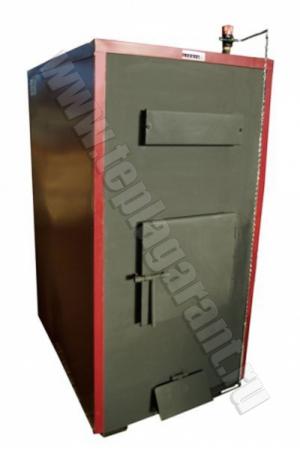 Промышленный пиролизный котёл Буржуй-К Т-150А