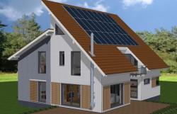Энергосберегающий дом: дорогие и бюджетные решения